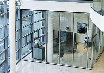 Aluminum Partitions